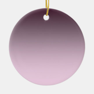 Cereza negra Ombre Ornamentos Para Reyes Magos