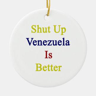 Cerrada Venezuela es mejor Ornamentos De Reyes