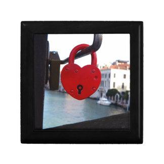 cerradura del amor en Venecia Joyero
