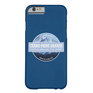 Cerro Paine grandes (subida extrema) 2 Funda Barely There iPhone 6