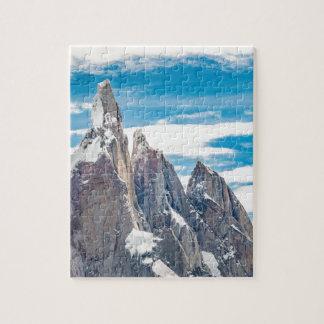 Cerro Torre - Parque Nacional Los Glaciares Puzzle