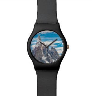 Cerro Torre Parque Nacional Los Glaciares Reloj De Pulsera