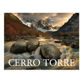 Cerro Torre Postal