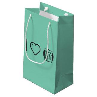 Certificados frescos bolsa de regalo pequeña