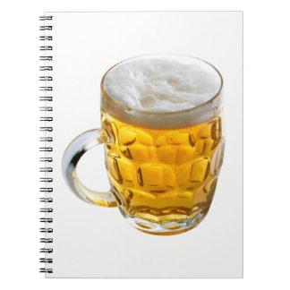 Cerveza Cuaderno