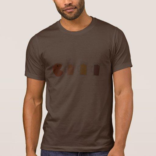 Cerveza de consumición camisetas