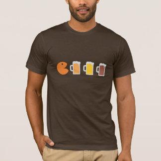 Cerveza de consumición camiseta