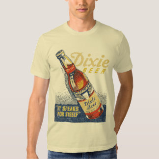 cerveza del dixie camisas