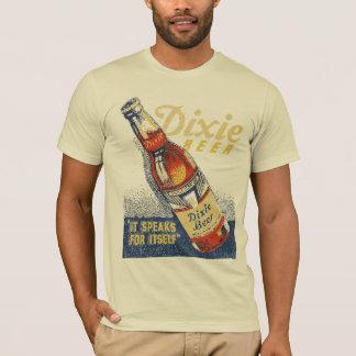 cerveza del dixie camiseta