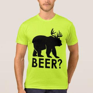 ¿Cerveza del personalizado de Canadá? camisa