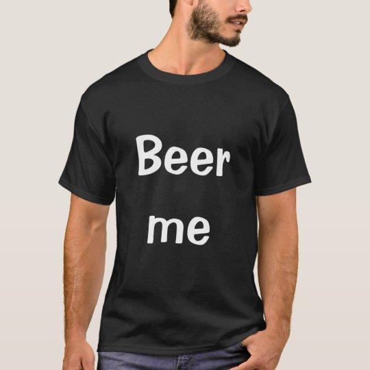 Cerveza divertida yo camiseta