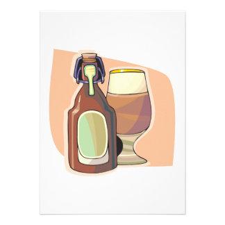 Cerveza en botella