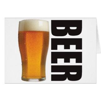 Cerveza Felicitación