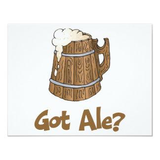 ¿Cerveza inglesa conseguida? Comunicados