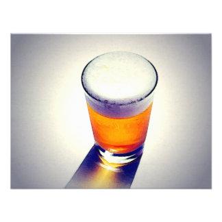 Cerveza Invitaciones Personalizada