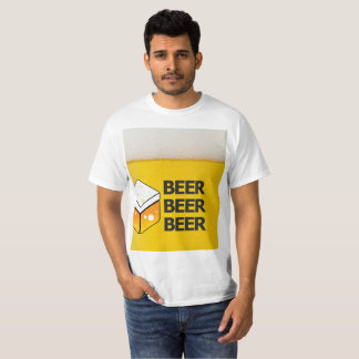 Cerveza JP - camisa promocional de la cerveza de