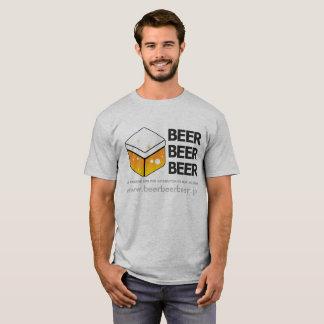 Cerveza JP - camiseta promocional de la cerveza de