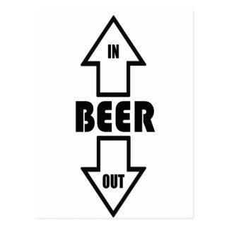 cerveza postal