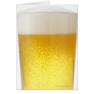 Cerveza Tarjeta