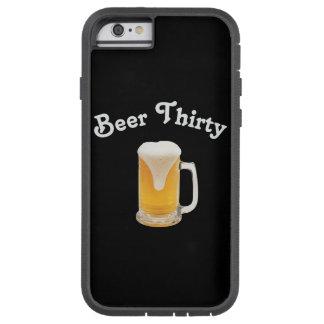 Cerveza treinta funda para  iPhone 6 tough xtreme