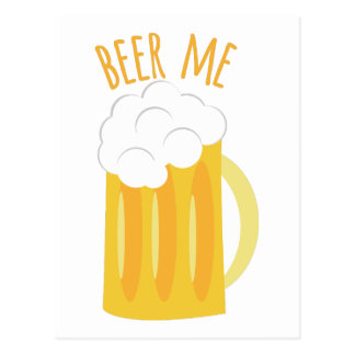 Cerveza yo postal