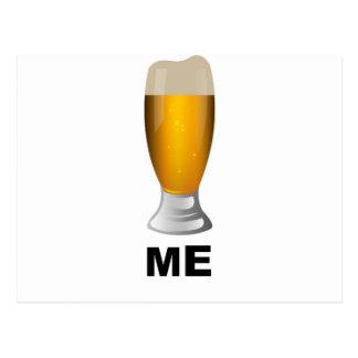 Cerveza yo tarjetas postales
