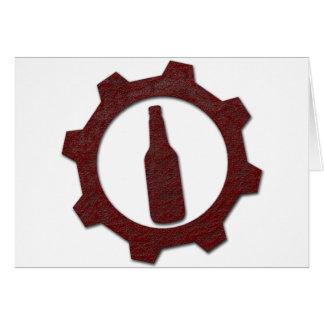Cervezas Tarjeta De Felicitación