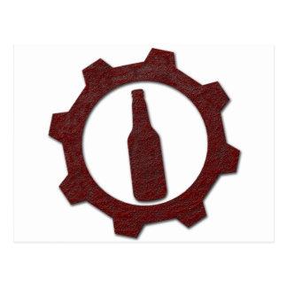Cervezas Tarjetas Postales