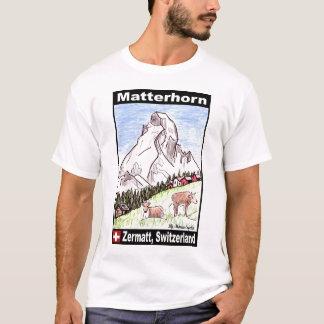Cervino Camiseta