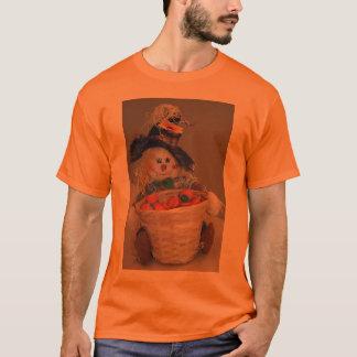 Cesta de Scarecrow&Candy Camiseta