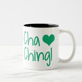 ¡Cha Ching! - El vendedor de TpT inspiró la taza