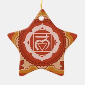 Chakra 1 - 1r Chakra raíz Muladhar Ornamento De Reyes Magos