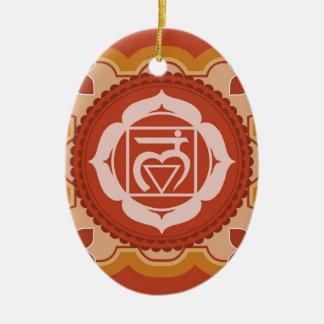 Chakra 1 - 1r Chakra raíz Muladhar Ornamento Para Reyes Magos