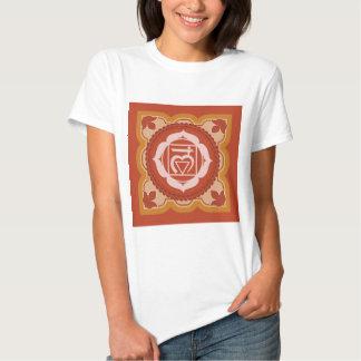 "Chakra 1 - 1r Chakra ""raíz"" Muladhar Camisetas"