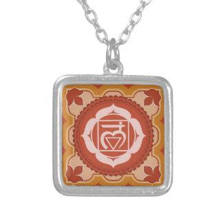 Chakra 1 - 1r Chakra raíz Muladhar Collar Personalizado