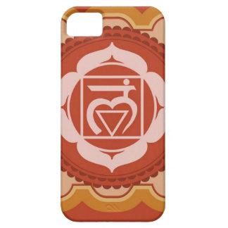 Chakra 1 - 1r Chakra raíz Muladhar iPhone 5 Case-Mate Carcasa
