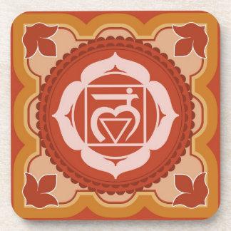 Chakra 1 - 1r Chakra raíz Muladhar Posavaso