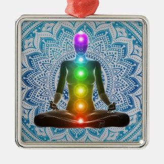 Chakra, mandala, ornamentos espirituales del