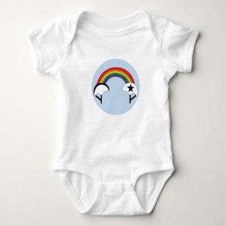 Chaleco temático del bebé de Derby del rodillo Body Para Bebé