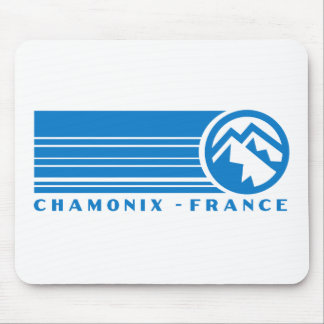 Chamonix Francia Alfombrilla De Ratón