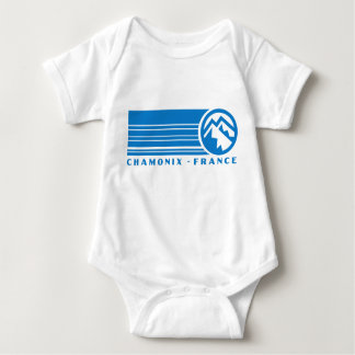 Chamonix Francia Body De Bebé