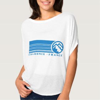 Chamonix Francia Camiseta