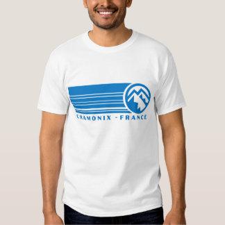 Chamonix Francia Camisetas