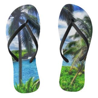 Chanclas Balanceos hawaianos del estilo
