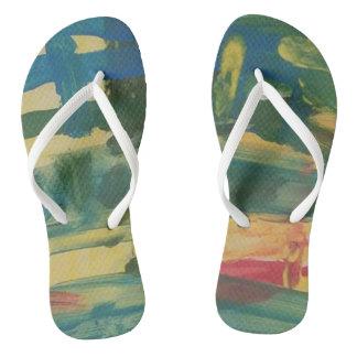 Chanclas Flips-flopes de la galería de Smeraldo