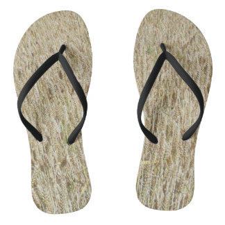 Chanclas Flips-flopes gruesos del trigo