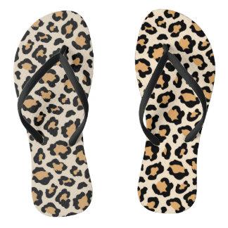 Chanclas Los balanceos del guepardo por Elle subió