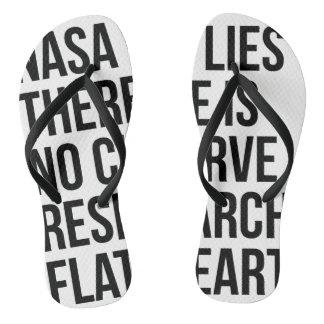 Chanclas Mentiras de la NASA