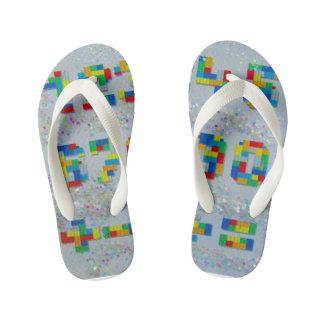 Chanclas Para Niños Diversión del balanceo de Footware