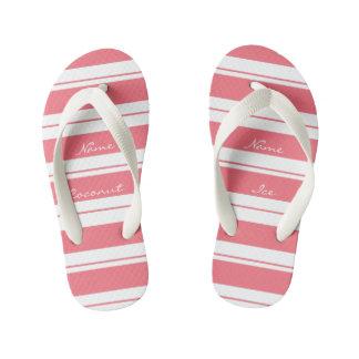 Chanclas Para Niños Flips-flopes/correas del hielo de coco